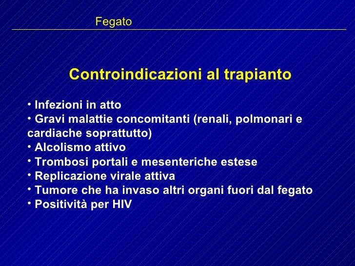 La codificazione da alcool un ospedale