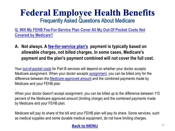 assignment of benefits medicare