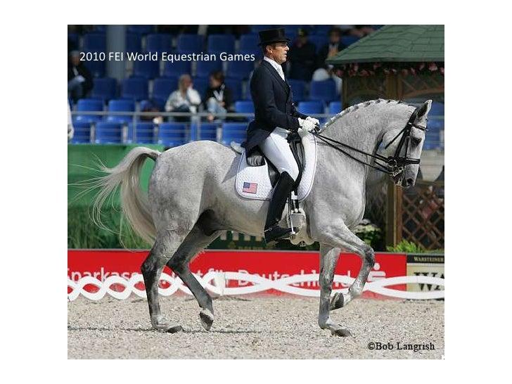 2010 FEI World Equestrian Games<br />