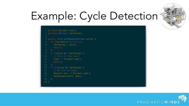 Example: Cycle Detection