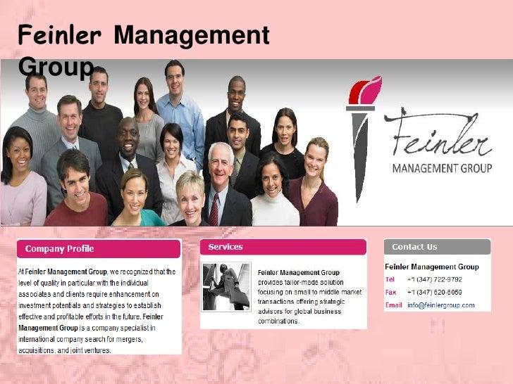 Feinler ManagementGroup