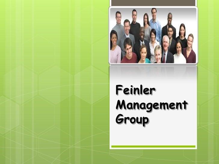 FeinlerManagementGroup