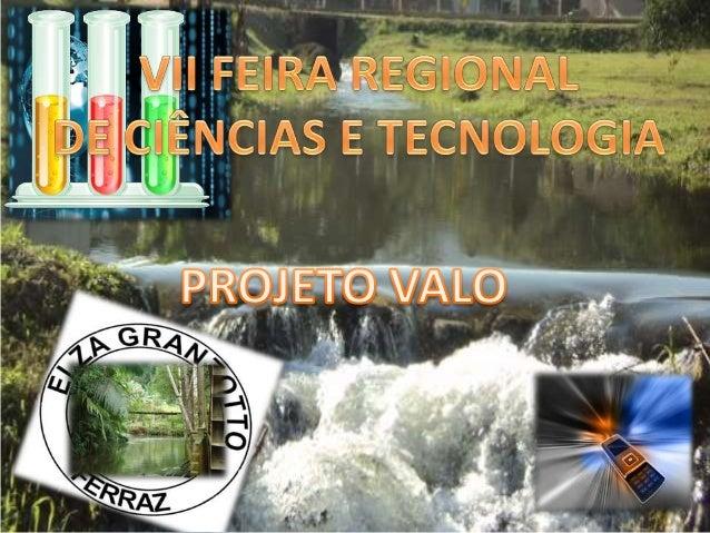 Feira de ciências e tecnologia