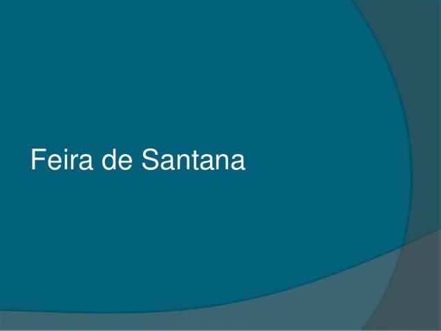 Feira de Santana