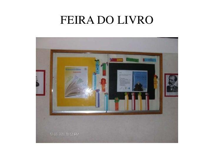 FEIRA DO LIVRO<br />
