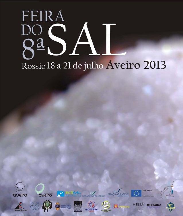Feira do sal cubo