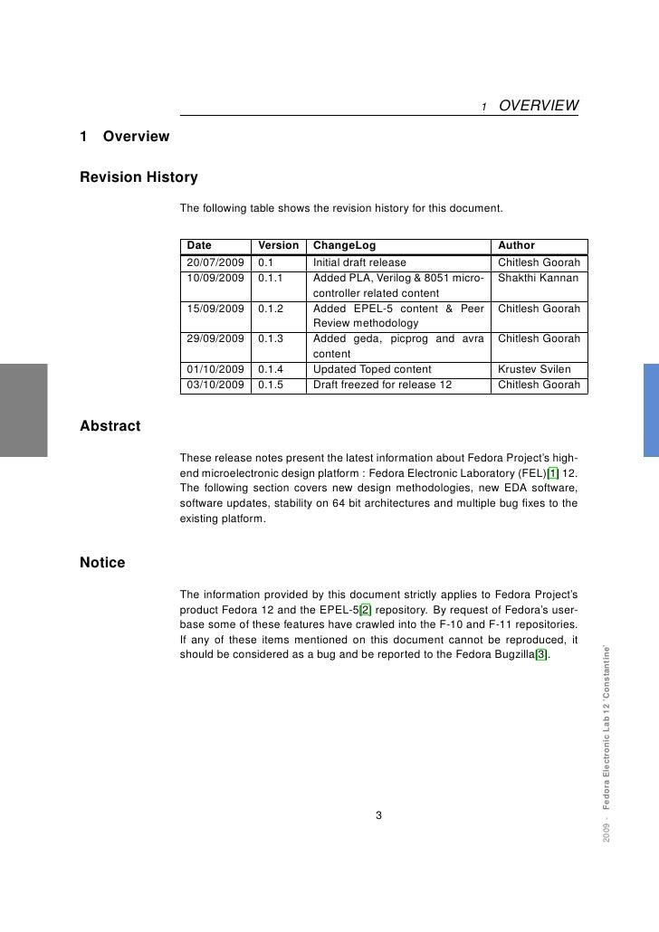 FEL 12 Release Notes Slide 3