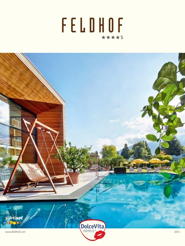Feldhof****s Hotel Katalog 2015