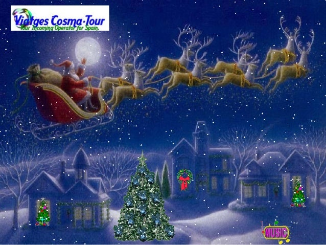 Feliz Navidad.Cosma-Tour Spain Teams