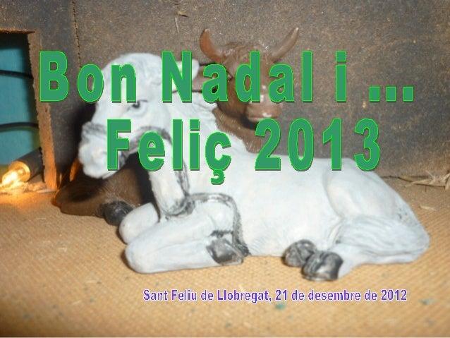 Felicitacio hivern 2012