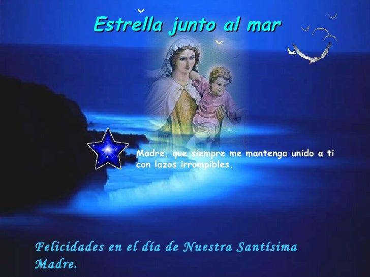 Felicitación Para El Día De La Virgen Del Carmen