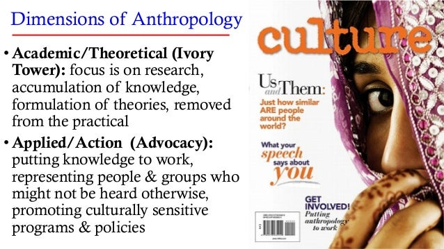 """Holistic Perspective in Anthropology Holism = """"the study of the whole of the human condition: past, present, and future; b..."""