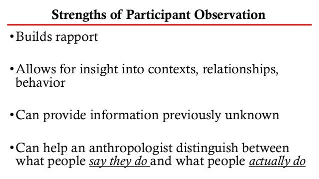 """Ethics and Anthropology: """"Do No Harm"""" Areas of responsibility for anthropologists: • The people under study • The local co..."""