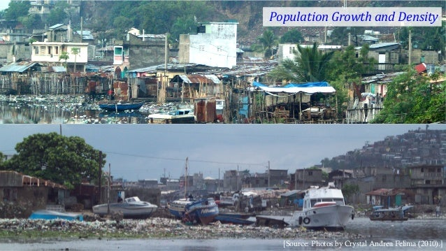 [Source: Photos by Crystal Andrea Felima (2010).] PopulationGrowthandDensity