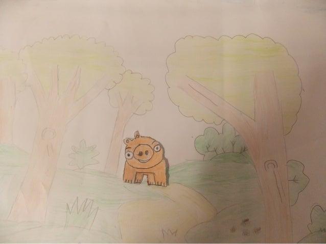 Animação  Porquinho Desastrado  • Felipe Cadorim  • C13  • Professora Ana Cristina Borsatto  • EMEF Anísio Teixeira  • 2014