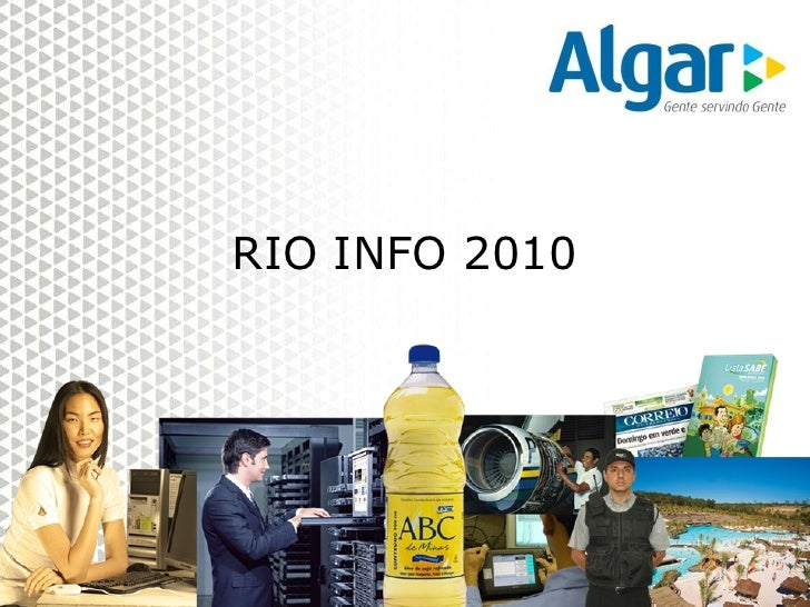 RIO INFO 2010