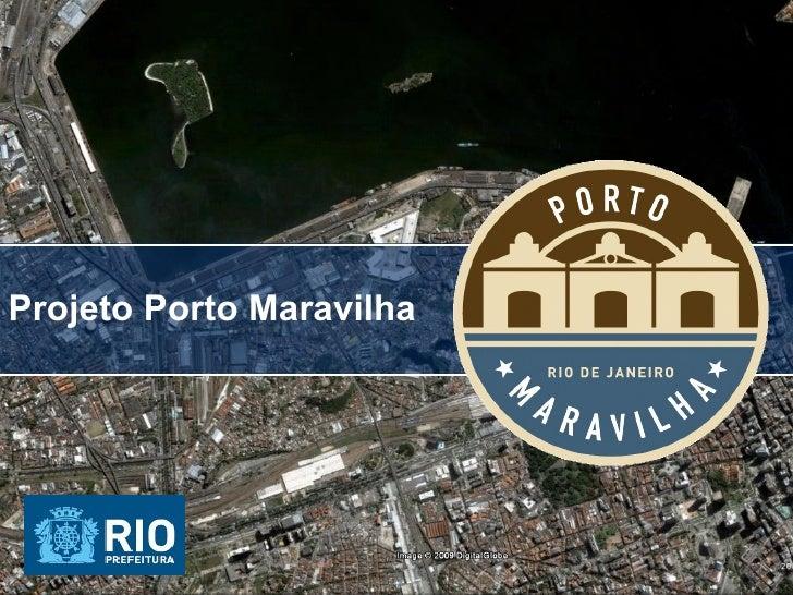 Projeto Porto Maravilha