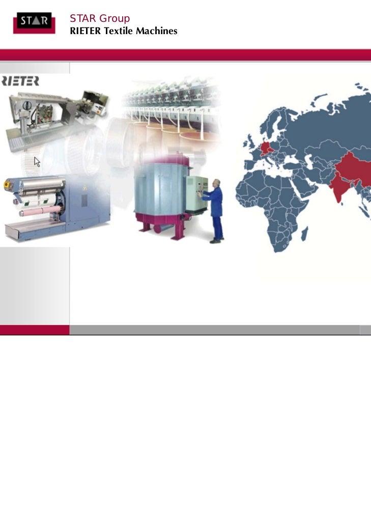 STAR GroupRIETER Textile Machines                          Volkswagen AG 18.01.2010   8