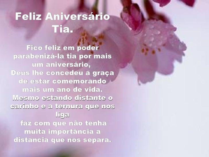 Feliz Aniversário Para Tia: Feliz Aniversario-tia1733