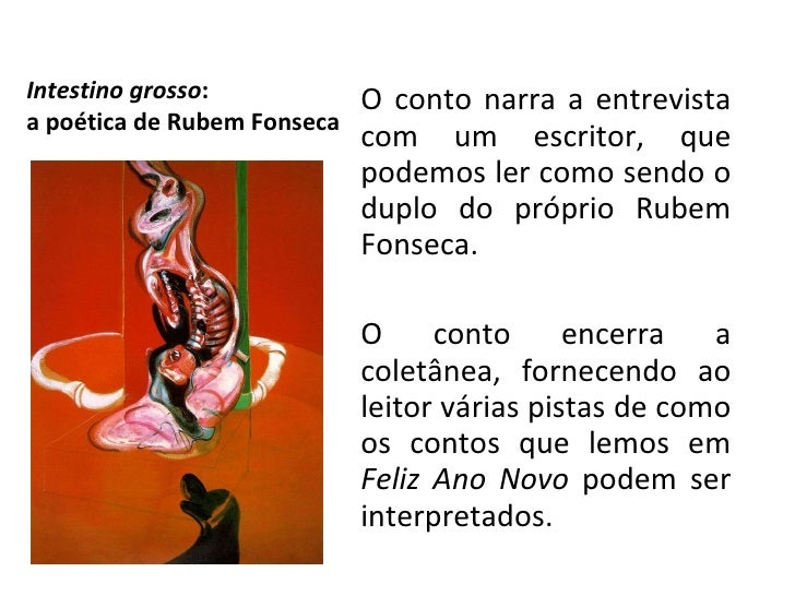 Feliz Ano Novo Rubem Fonseca Pdf