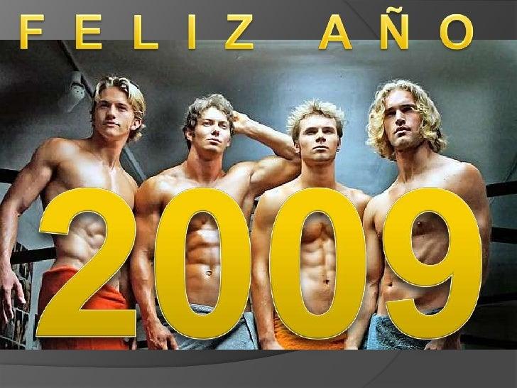 F  E  L  I  Z     A  Ñ  O<br />2009<br />