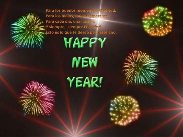 Feliz año nuevo 2013 Slide 2