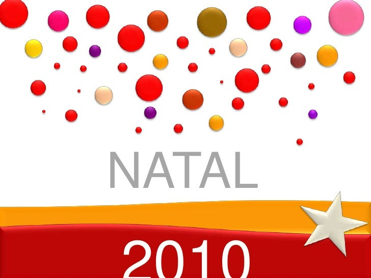 NATAL<br />2010<br />