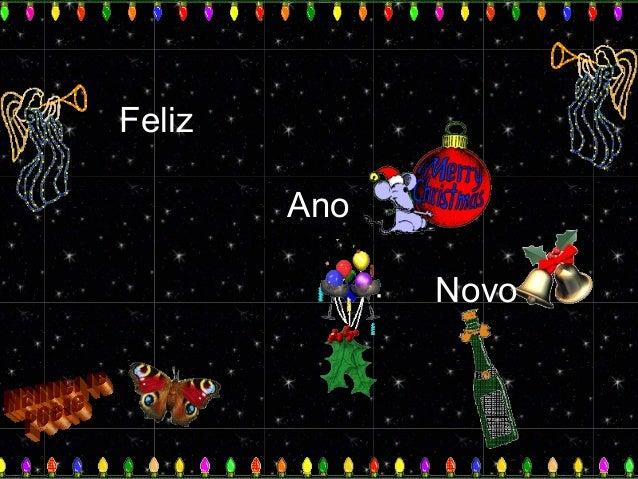 Feliz Natal E Um Feliz Ano Novo