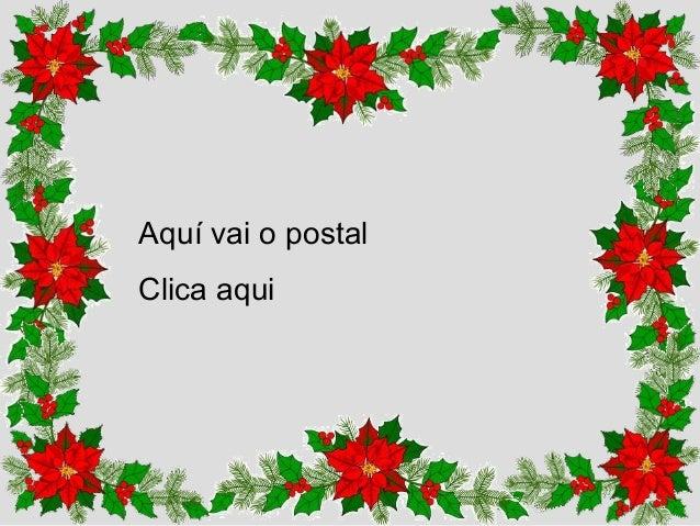 Feliz natal Slide 2
