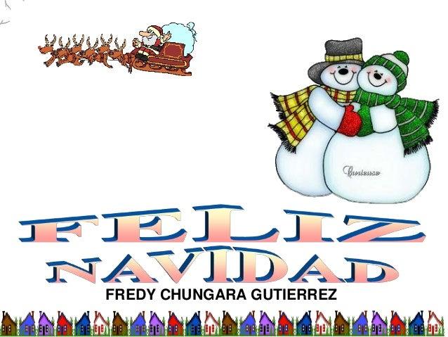 FREDY CHUNGARA GUTIERREZ