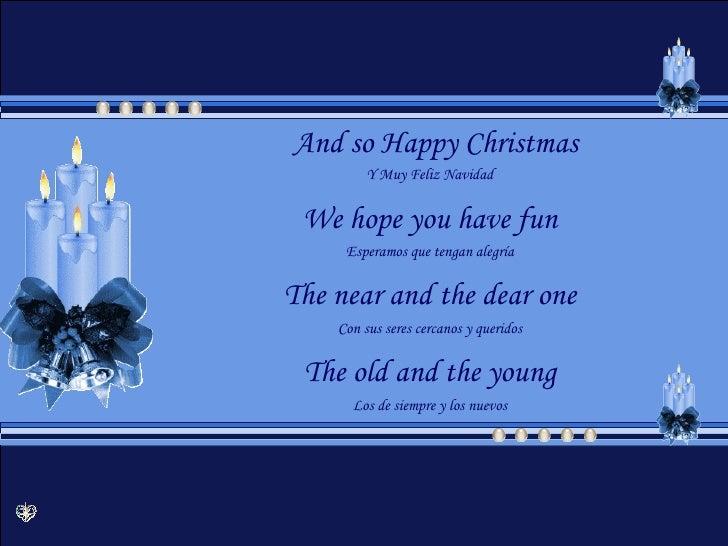 Feliz Navidad Siempre Asi.Feliz Navidad John Lennon