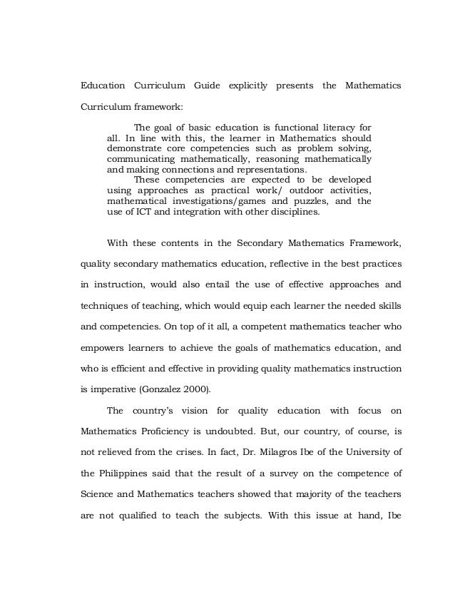 Masters thesis in education dissertation on karl marx