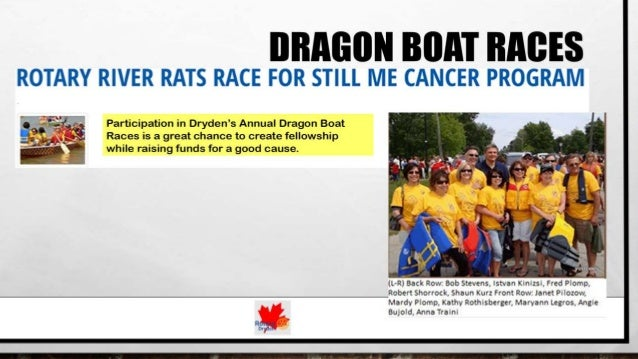 Fellowship Opportunities: Rotary Club of Dryden (ON, Canada) Slide 3