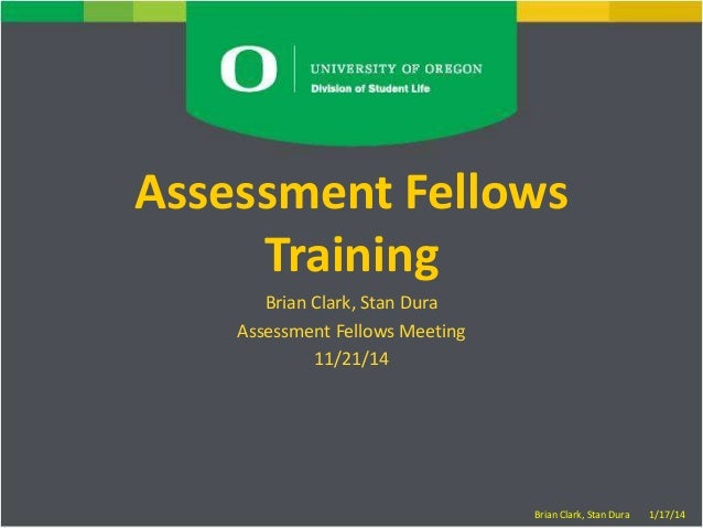 assessment in student affairs
