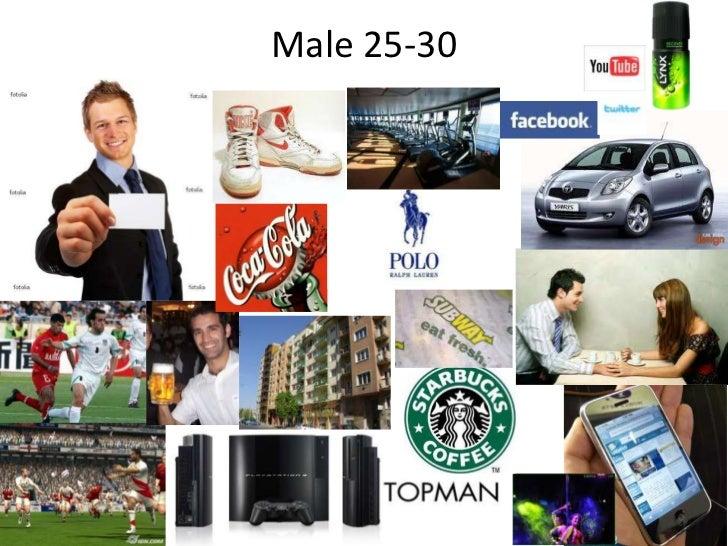 Male 25-30<br />