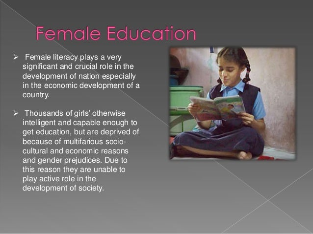 role of education in development of country