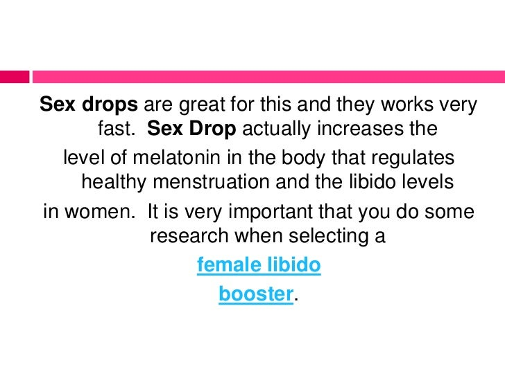 instant libido booster for women