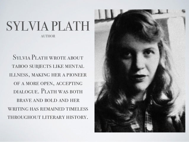Both sylvia plath and penelope lively