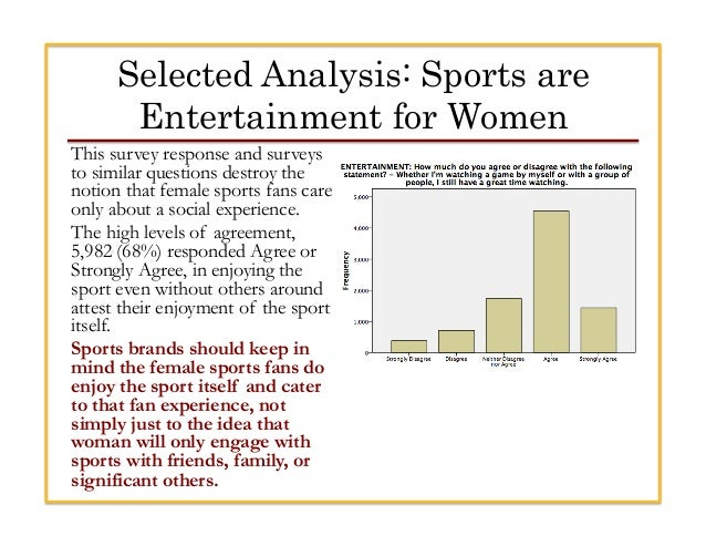 marketing sports women thesis New topics for a marketing thesis  14 outstanding sport management dissertation topics  women in basketball.