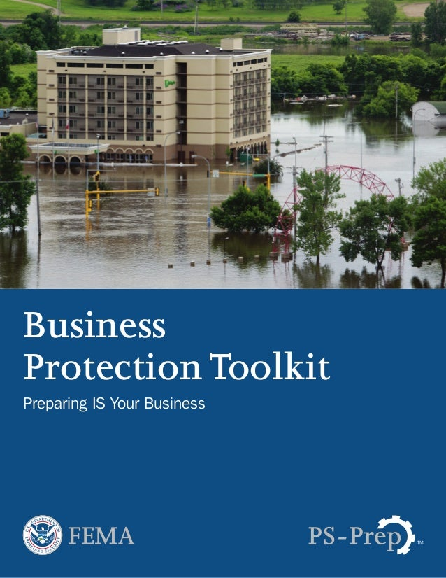 Business ProtectionToolkit Preparing IS Your Business
