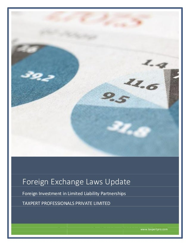 [Type the company name] | Error! No text of specified style in document. 0 Foreign Exchange Laws Update Foreign Investment...