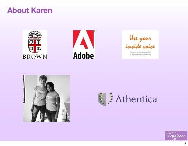 About Karen  2