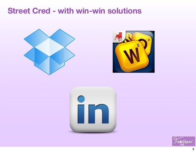 Street Cred - with win-win solutions  9
