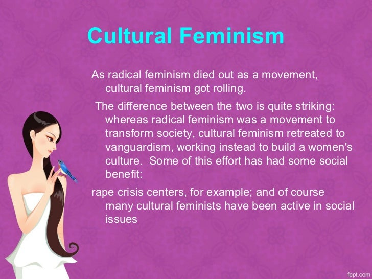 radical feminism Please remember that when you're answering an exam question that requires you to compare and contrast different schools of feminist legal thought, then don.