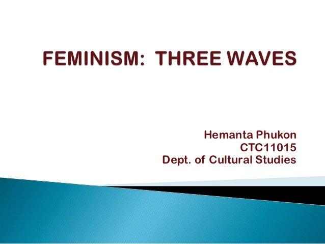 Hemanta Phukon              CTC11015Dept. of Cultural Studies
