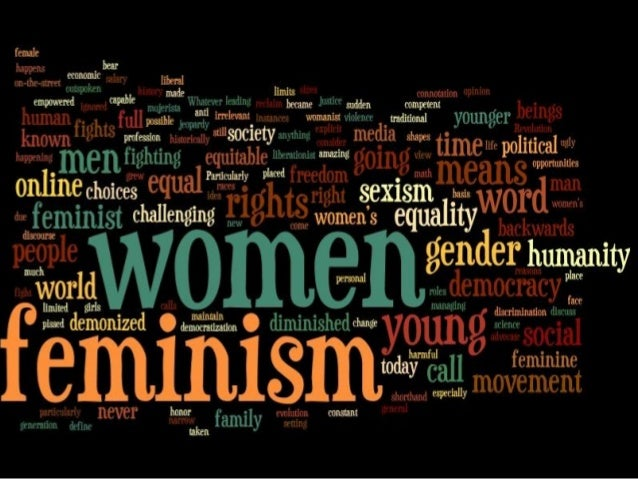 The origin and history of feminism