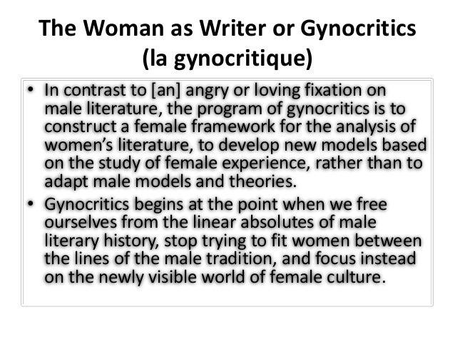 showalter feminist criticism in the wilderness pdf