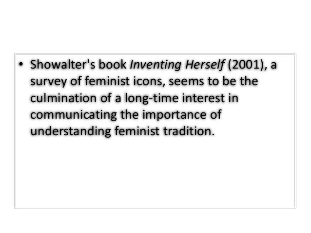 towards a feminist poetics by elaine showalter summary
