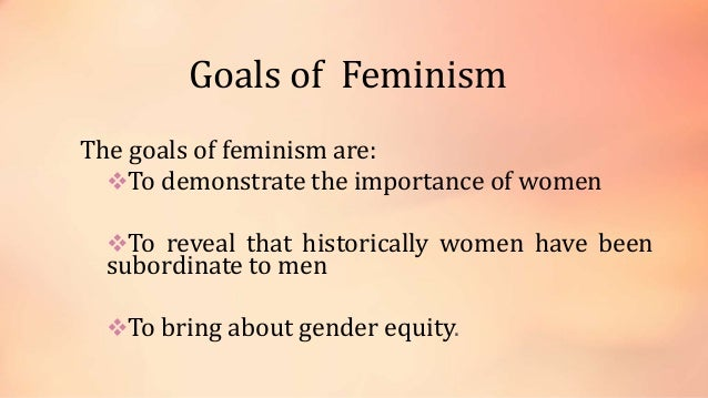 Essays about feminism