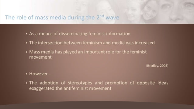views on feminism and modern culture Feminism in the 1920s to modern day   these would all be crucial elements to show how people's views on women have changed  mass media, and popular culture.